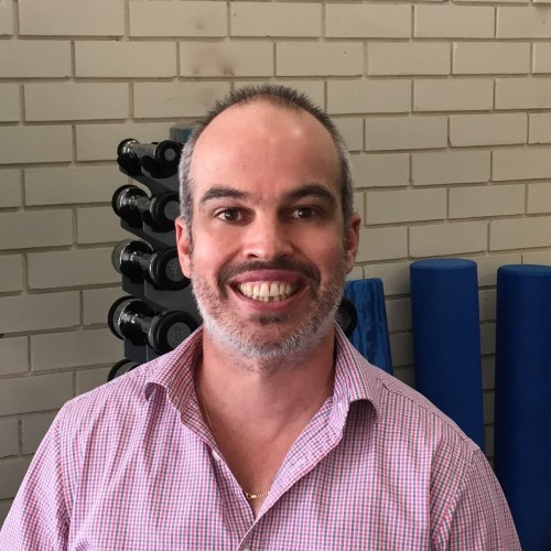Photo of Matthew Blair Physiotherapist